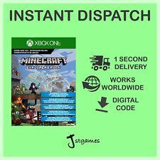 MINECRAFT EXPLORERS PACK DLC - DIGITAL DOWNLOAD - XBOX ONE
