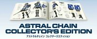 ASTRAL CHAIN COLLECTOR'S EDITION Nintendo Switch Art book only