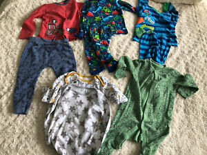 baby boy bundle 18-24 months
