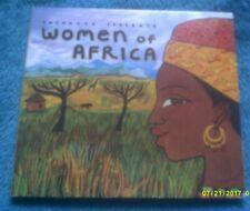 PUTUMAYO PRESENTS WOMEN OF AFRICA CD
