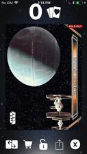 Topps Star Wars Digital Card Trader Galactic Files Spacecraft Death Insert Award