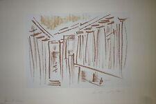 Masson André Lithographie originale signée numérotée art abstrait surréalisme