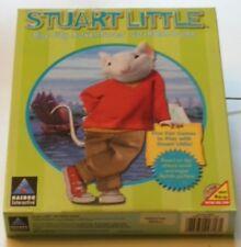 STUART LITTLE BIG CITY ADVENTURES CD-ROM COMPUTER GAME HASBRO NIB PC MAC 4 & UP