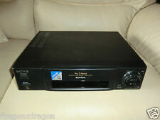 Sony SLV-E30 VHS Videorecorder, voll funktionsfähig, 2 Jahre Garantie