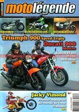 MOTO LEGENDE 248 TRIUMPH Speed Triple 900 DUCATI Mostro KTM BMW R7 SUZUKI GT 750