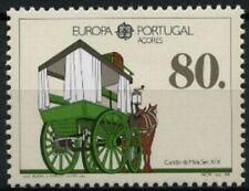 Europa cept 1988 Azoren 390b uit blok - MNH Postfris cat waarde € 2,50