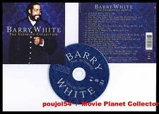 """BARRY WHITE """"The Ultimate Collection"""" (CD)17 titres2001"""