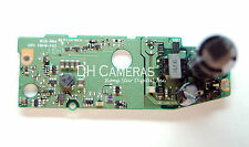CANON EOS 50D FLASH POWER SUPPLY AND SHUTTER DRIVE BOARD ORIGINAL REPAIR PART