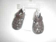 NWT INFANT BOYS GYMBOREE CRIB  SHOES  SANDALS SZ-2  NWT $21.95