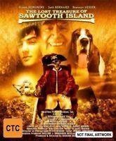 The Lost Treasure Of Sawtooth Island DVD Ernest Borgnine RARE MOVIE - REGION 4