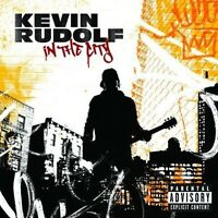 Kevin Rudolf - In the City (2009)  CD NEW/SEALED  SPEEDYPOST