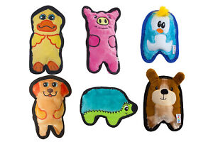 Outward Hound Invincibles Minis Dog Toy Pig, Dog, Duck,  (Free Shipping)