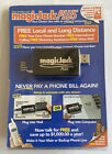 Magic Jack Plus Local & Long Distance Calling With or W/O Computer New