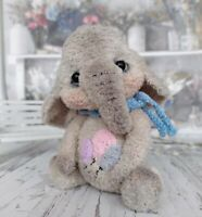 Crochet adorable elephant