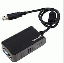 StarTech.com USB to VGA Multi Monitor External Video Adapter - 1440x900 -