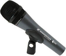 SENNHEISER E835 E 835 Dynamisches Mikrofon Nierencharakteristik + 1 JAHR GEWÄHR