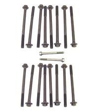 Engine Cylinder Head Bolt Set-VIN: 7, DOHC, 24 Valves DNJ HBK3136
