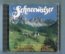 V.A. cd-sampler SCHNEEWALZER © 1991 Pilz # 44 1607-2 Volksmusik Tanzmusik 16-tr