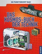 Das Kosmos-Buch der Technik: So funktioniert das! von Le... | Buch | Zustand gut