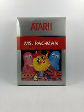MS. PAC-MAN by Atari for Atari VCS 2600 - PAL? - Shrinkwrapped!