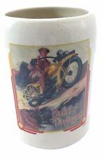 Vintage Harley Davidson Motorcycles Vintage Archive Beer Stein Mug 20 oz 1996