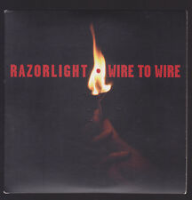 RAZORLIGHT DISCO 45 GIRI WIRE TO WIRE