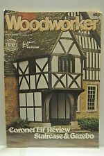 Woodworker Magazine. April, 1979. Volume 83, number 1025. Roll Top Writing Desk.
