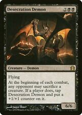 LOT X 2 Desecration Demon / Démon de Profanation  ENGLISH  NM  Ravnica magic mtg
