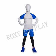 Egghead Boy Sport Mannequin Display Dress Form Mz Yd K03