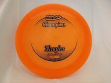 Innova Champion Shryke Ornage w/ Blue Stamp 168g -New