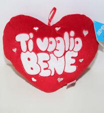 Cuscino Cuore piccolo rosso ti voglio bene san valentino amore regalo gadget