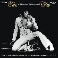 Elvis Presley,Elvis, Showroom Internationale, Live at the Internazional Hotel ..