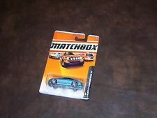 MATCHBOX - VIP - BENTLEY CONTINENTAL GT - BLUE - VERY HARD TO FIND - NEW