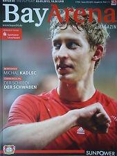 Programm 2012/13 Bayer 04 Leverkusen - VfB Stuttgart