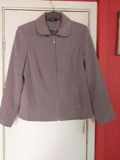 Ladies jackets size 14/16 used
