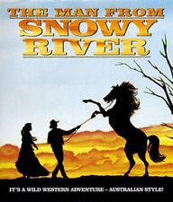 The Man from Snowy River BLU-RAY NEW