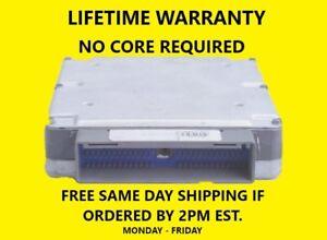 00-03 FORD F550/F650 ECM, YC3F-12A650-BGA, LIFETIME WARRANTY,  R& R SERVICE