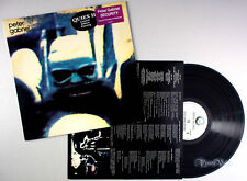Peter Gabriel - Self-titled Vol. 4 Security (1982) Vinyl LP • QUIEX ii Limited