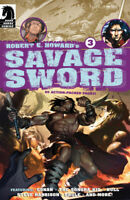 Savage Sword #3 Dark Horse CONAN HOWARD 2014 COVER A 80 PAGE