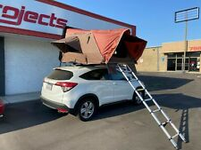 Takao Black Hardshell Roof Top Camp Tent For Cars Trucks SUVs Fits 4 Person