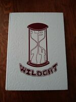 Whitehouse High School Texas 1974 Wildcat Yearbook Annual HS Vintage