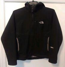 The North Face Windwall Jacket Full Zip Black Fleece Womens Sz S