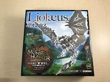Monster Hunter Metal Rioleus
