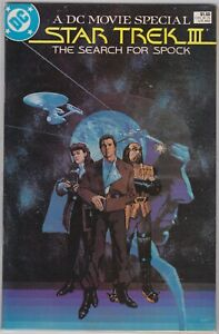 DC - Star Trek III The Search For Spock Movie Special 1984 Kirk - Barr, Sutton