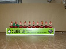 Manchester United Kit 2017/18 Subbuteo Top Spin Equipe