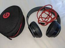 Beats by Dr. Dre Solo1 Headband Headphones - Gloss Black