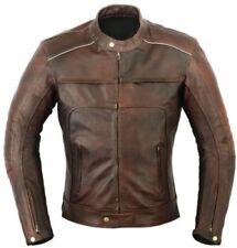 Blousons marrons epaule pour motocyclette