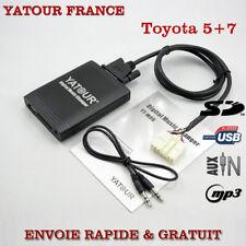 INTERFACE USB MP3 AUDIO AUTORADIO TOYOTA 4RUNNER