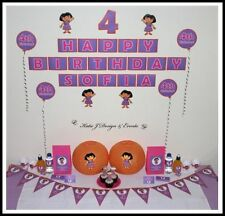Dora the Explorer Party Hanging Decorations