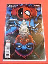 SPIDER-MAN DEADPOOL #009 -  Marvel - REGULAR cvr (2016) - !!